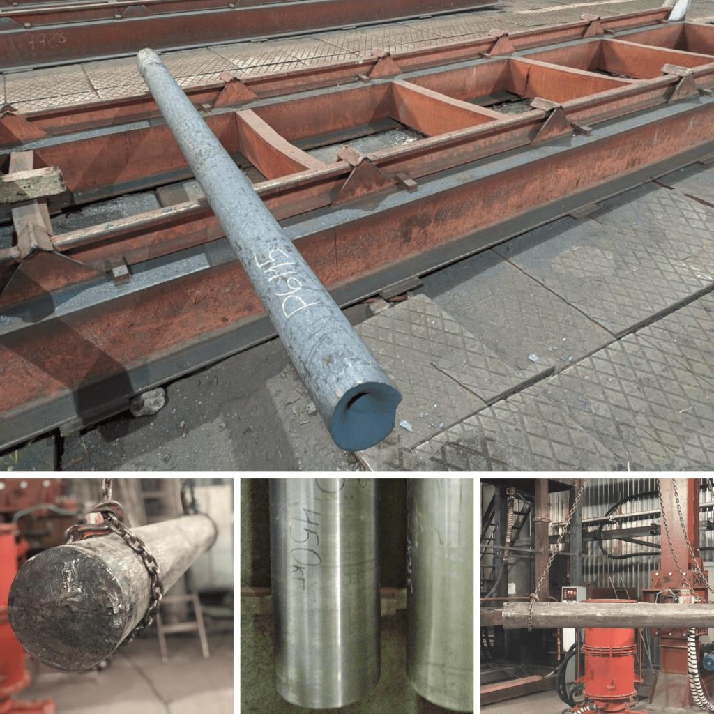 быстрорежущая сталь прутки слиток